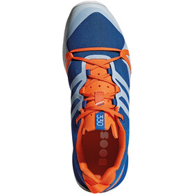 adidas TERREX Agravic Shoes Men Blue Beauty/Grey One/Orange